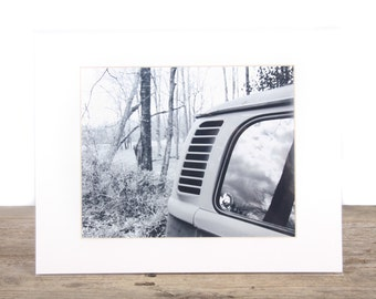 Original Fine Art Photography / VW Van Picture / Old Volkswagen Photography / VW Gift / Film Photography Prints