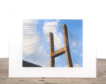 Original Fine Art Photography / Street Photography / Bridge Art / Modern Architecture / Unique Photography / Signed  Photography Prints