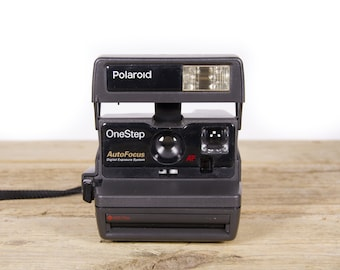 Polaroid Camera / Working Polaroid OneStep Camera / Old Polaroid Camera / Polaroid Onestep Camera / Vintage Polaroid Camera /Retro Polaroid