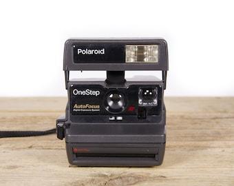 Polaroid Camera / Working Polaroid OneStep Camera / Old Polaroid Camera / Polaroid Onestep Camera / Vintage Polaroid Camera /Retro Polaroid