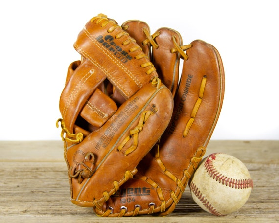 Vintage Regent 1004 Lyman Bostock Youth Baseball Glove / Vintage Baseball Glove / Vintage Baseball Mitt / Baseball Decor