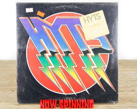 "Vintage Factory Sealed Hyts ""Hyts"" (1983) Vinyl 12"" 33 LP Record / 33 Vinyl Records / Hard Rock / Rock / Pop"