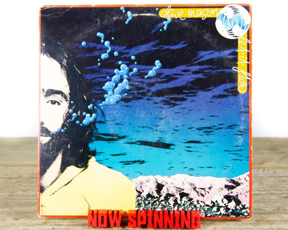 """Vintage Dave Mason """"Let It Flow"""" (1977) Vinyl Record / Rock and Roll / Classic Rock / Rock / Old Antique Vinyl Record"""