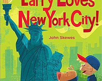 Larry Loves New York City!, Autographed by Author