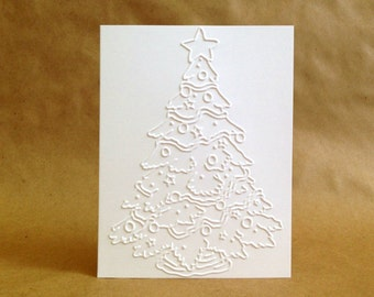 christmas cards boxed set embossed holiday card set of 8 boxed christmas cards embossed christmas cards unique white christmas cards - Unusual Boxed Christmas Cards