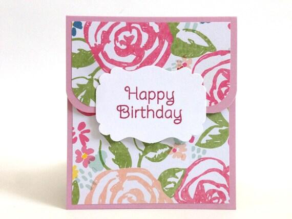 Gift Card Holder For Her Birthday Money