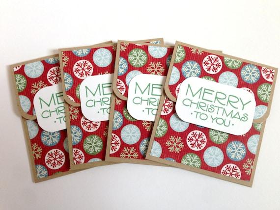 Christmas Gift Card Holder Ideas.Christmas Gift Card Holder Set Christmas Money Card Christmas Gift Ideas For Family Christmas Stocking Stuffer Gift Card Envelopes