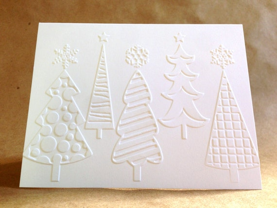 Unique Christmas Cards.White Embossed Cards Embossed Christmas Cards Christmas Cards Boxed Set Holiday Card Set Unique Christmas Cards Merry Christmas
