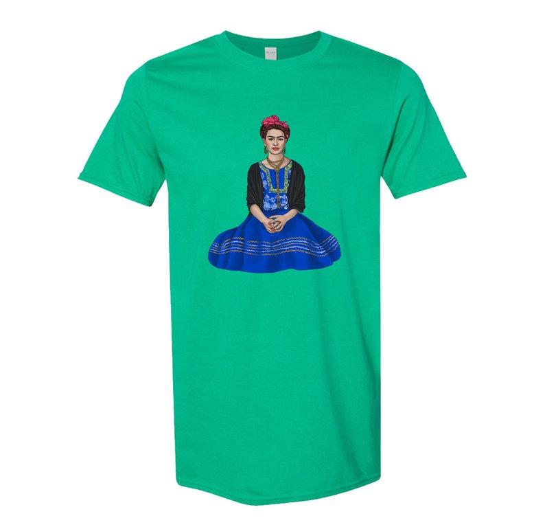 Frida Kahlo T-shirt  Sheros Series image 0