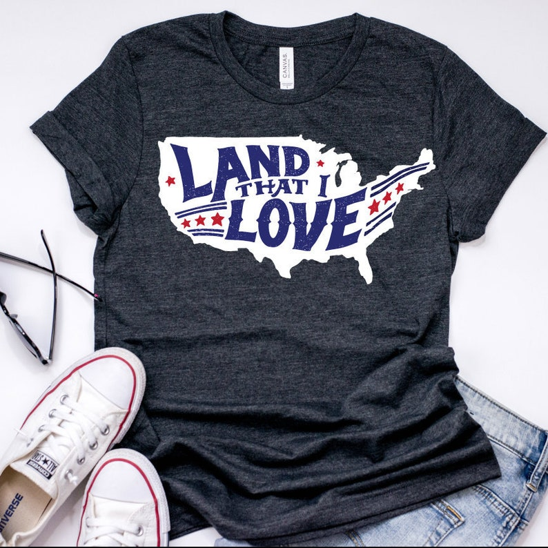 photo about Printable Tshirt Vinyl identify The usa Land That I Get pleasure from SVG God Bless the United states of america Suggests Fourth of July The united states StateTee Blouse Print Go Iron Upon Printable tshirt vinyl