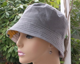Chemo Hat Cancer Cap Hat Hair Loss Hats Alopecia Hat SMALL  MEDIUM