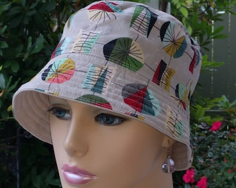 Chemo Hat Cancer Cap Alopecia Hat Organic Cotton Outer shell SMALL/MEDIUM