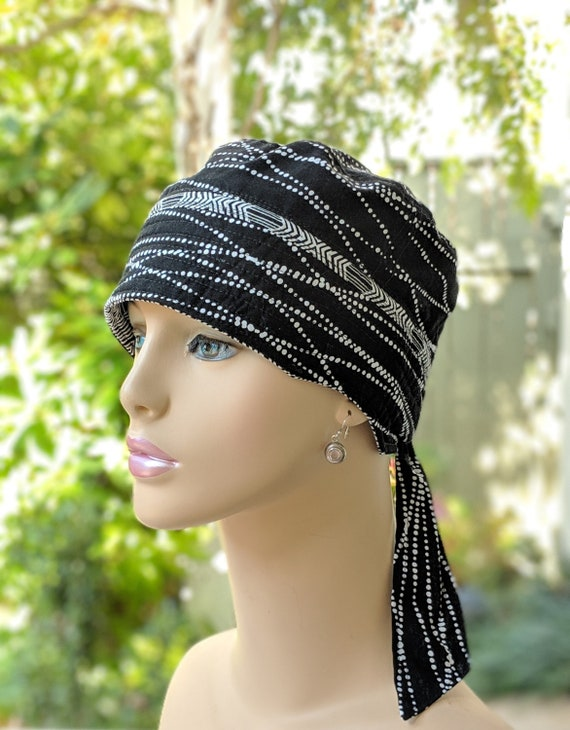 Cancer Caps for Women   Easy to Wear Chemo Caps   Reversible  c5d788bdd06