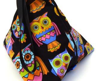 Project bag- Owls