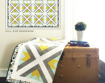 Reclaimed Quilt PATTERN ONLY