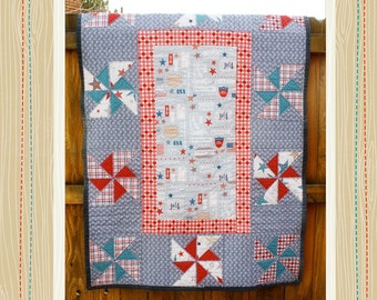 Liberty Quilt PATTERN ONLY