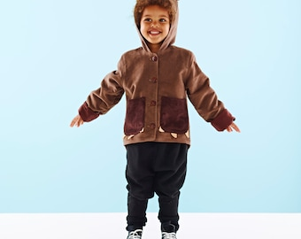 Bear Childrens coat jacket
