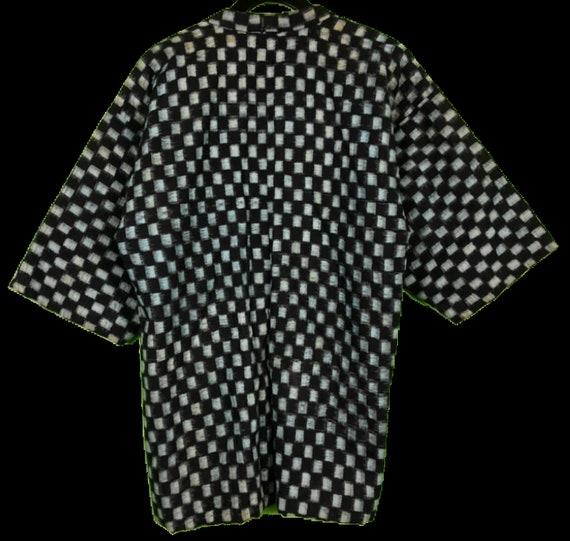 VTG 1800s 1900s Japanese Kimono Jacket Mens SZ M