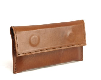 Leather Horizontal Cell Phone Case