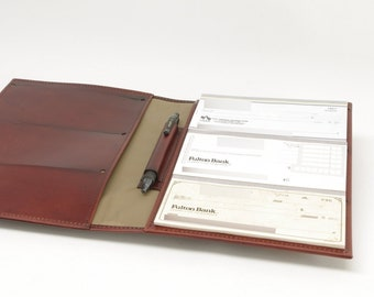 6-Book Checkbook Cover