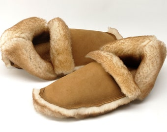 Sheepskin Shearling Slippers