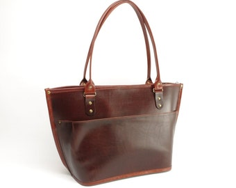 Large Tote (zip closure)