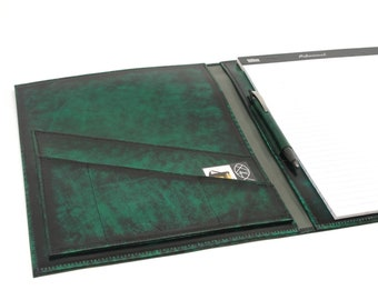 Executive Leather Notebook Cover - 2 sizes available