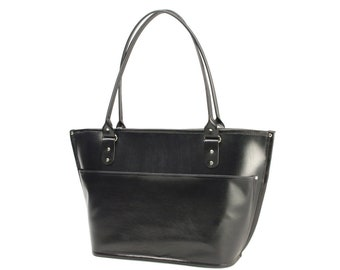 Leather Tote Bag - 4 Sizes To Choose From