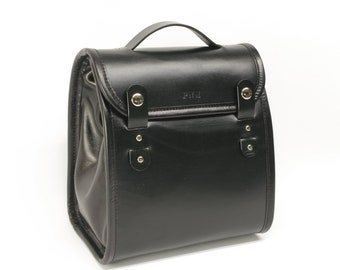 Executive Leather Lunch Bag