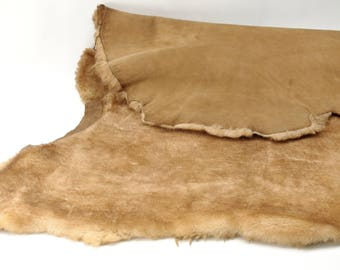 Sheepskin Slipper Shearling - Whole, Half or Quarter Hide