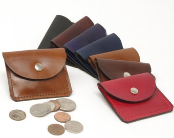Small Flap Coin Purse