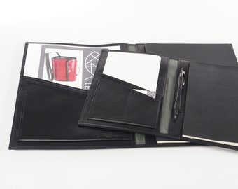 Executive Leather Journal - For Moleskine Journals and Planners (2 sizes)