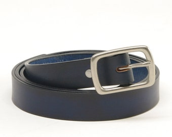 3/4 inch Bridle Leather Belt