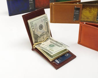 Money Clip Card Wallet