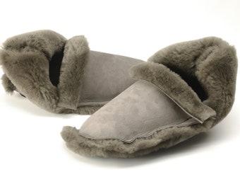 Sheepskin Shearling Slippers