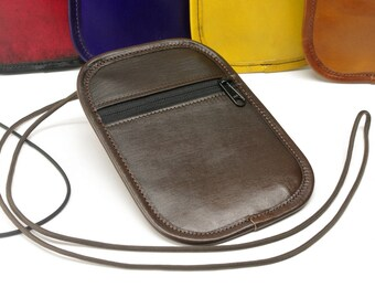 Small Phone / Passport Bag - CLEARANCE -