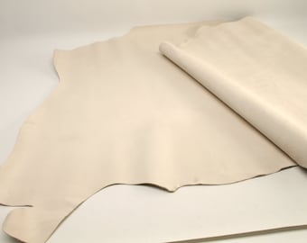 Veg Tanned Kip Leather Hides 2-3 oz - Whole and Half Sides
