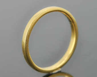 14K yellow gold ring, 1mm x 1mm, wedding band, wedding ring, flat, mens wedding ring, mens wedding band, size up to 9