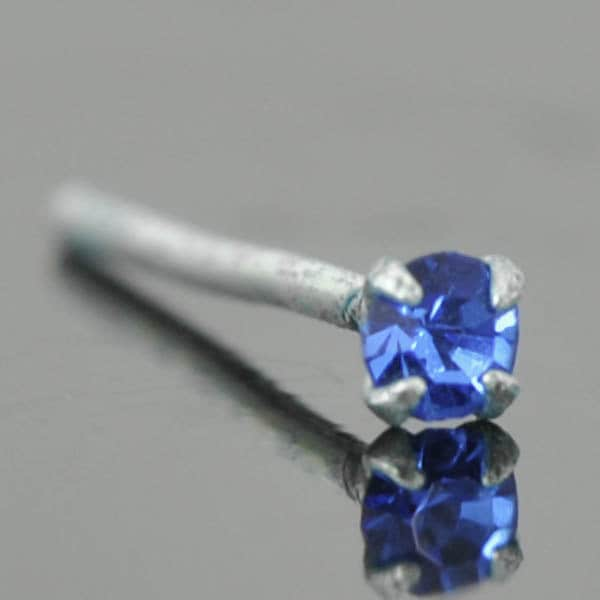 96126eaf6 ... crystal, sterling silver, nose stud, nose piercing, nose jewelry, body  jewelry. gallery photo gallery photo