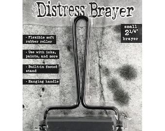 """Tim Holtz Distress Small 2 1/4"""" Brayer TDA75547"""