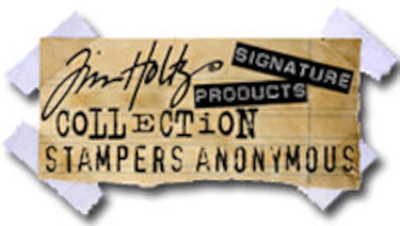 Tim Holtz CHRISTMAS Styled Woodlands CMS210