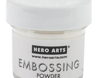Hero Arts White Embossing Powder