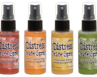 Ranger - Tim Holtz - Distress Oxide Sprays - You Choose Colors