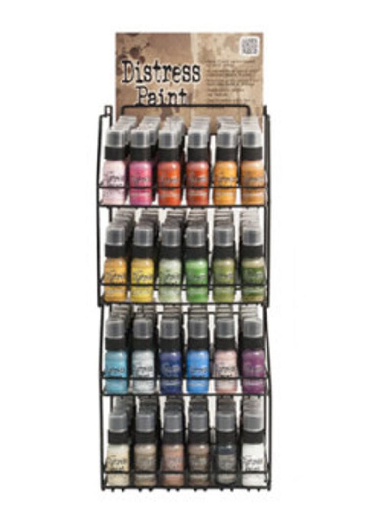 Tim Holtz Distress Acrylic PAINT  You Choose Color image 1