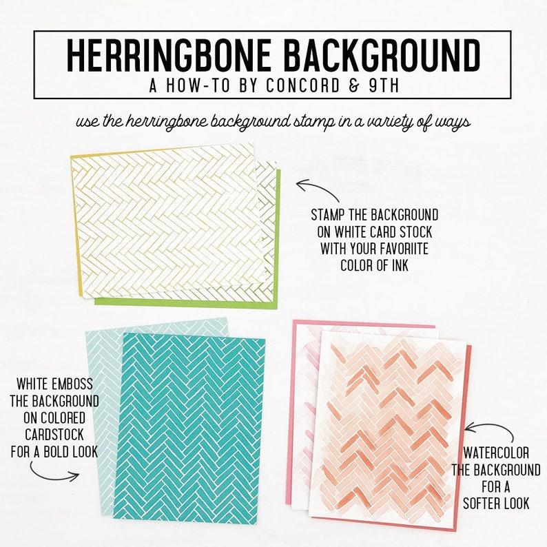 Concord /& 9th Herringbone