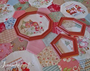 FREDERIKE Quilt stamp set (only rubbers)
