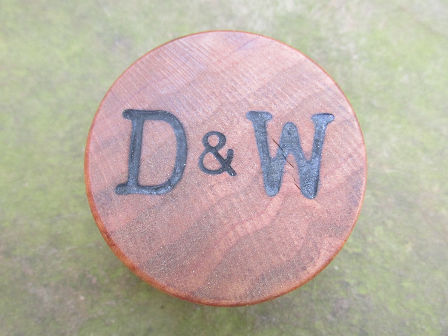 Personalized Wedding Ring Box Ideas | Wooden Ring Box | Ring Bearer ...