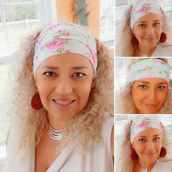 Boho Bandeau Headband /Bandeau / Face Cover / Face Mask