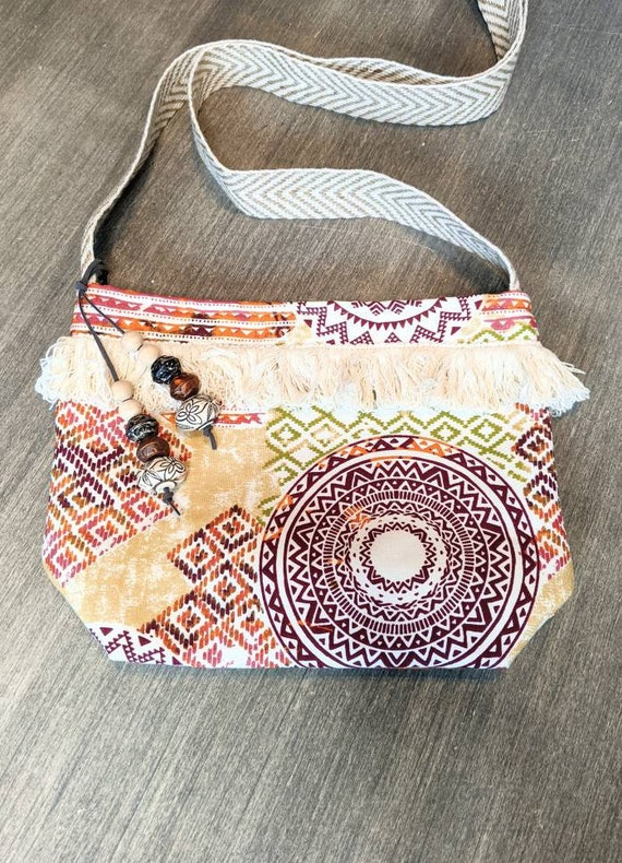 Mandala Shoulder Bag /Crossbody Bag