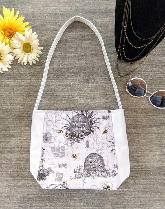 Beehive Small Shoulder Bag